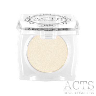 ACTS維詩彩妝 細緻珠光眼影 珠光象牙黃B702