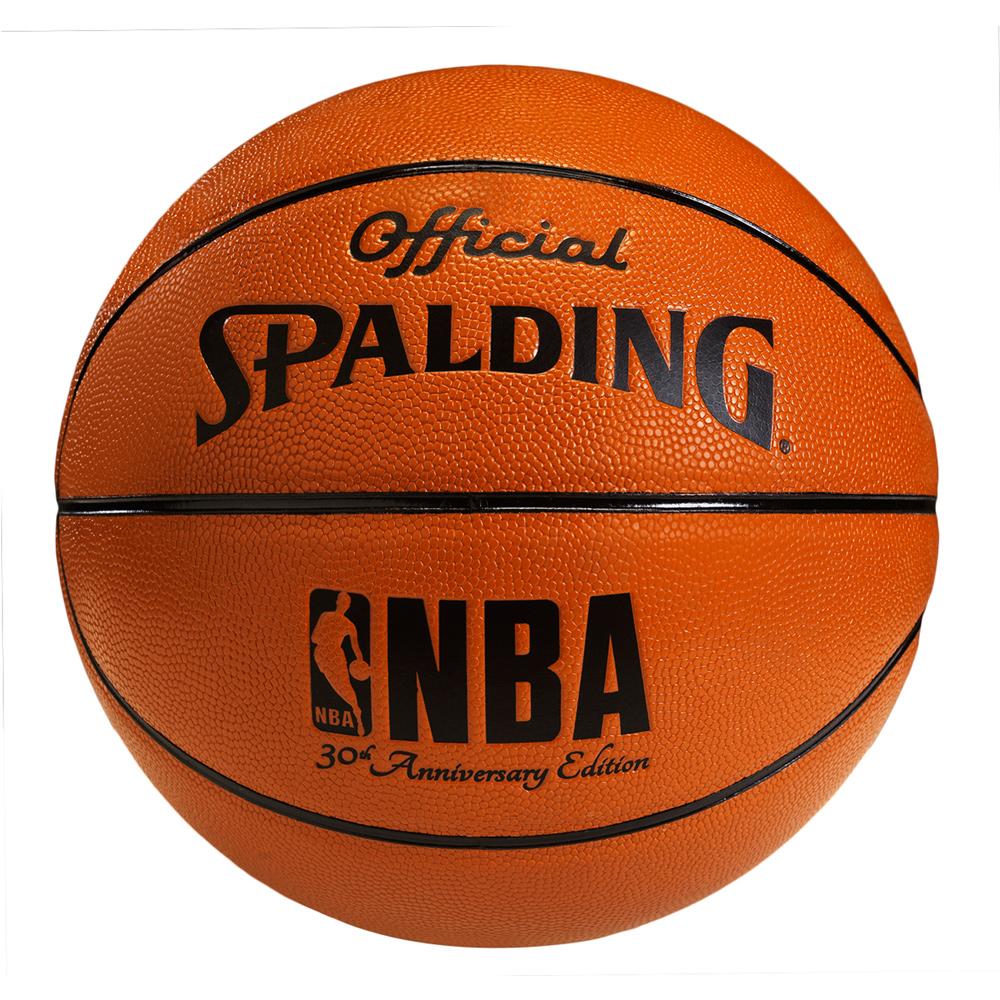 SPALDING NBA指定用球30周年紀念球 籃球 7號