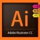 Adobe Illustrator CC 企業雲端授權版(一年授權) product thumbnail 1