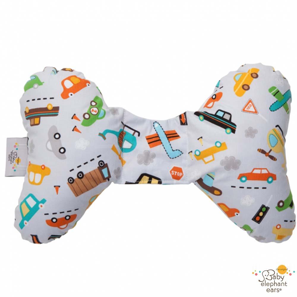 Baby Elephant Ears 交通工具款推車汽座護頸蝴蝶枕
