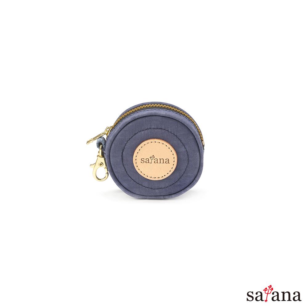 satana - 呼嚕嚕萬用包 - 夜影藍