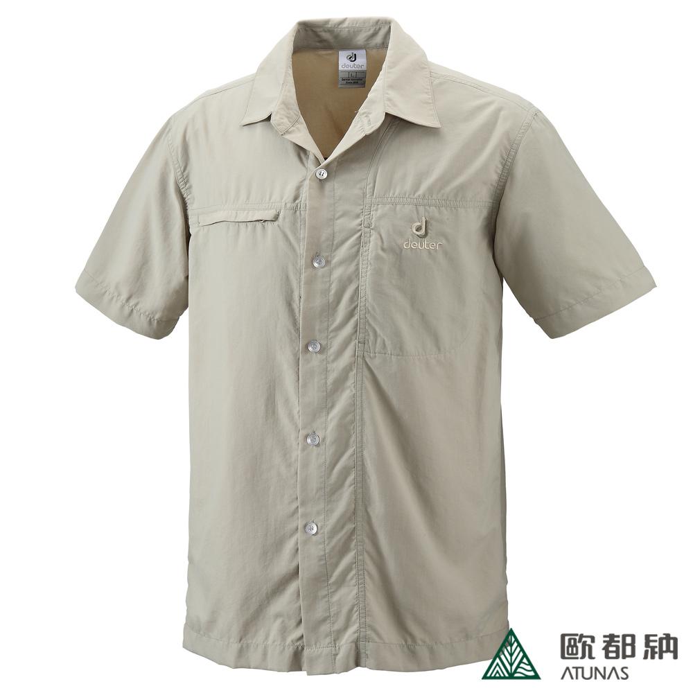 【歐都納】 DE-S1005M  deuter   TACTEL 短袖襯衫