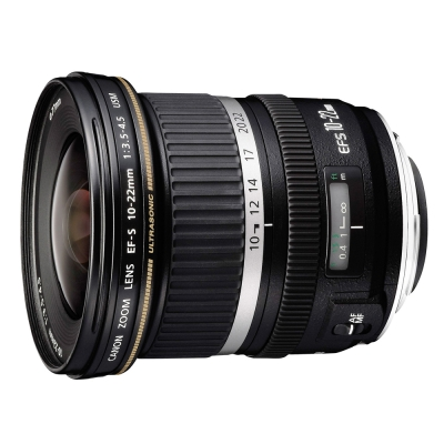 Canon EF-S 10-22mm F3.5-4.5 USM 超廣角變焦鏡頭(公司貨)