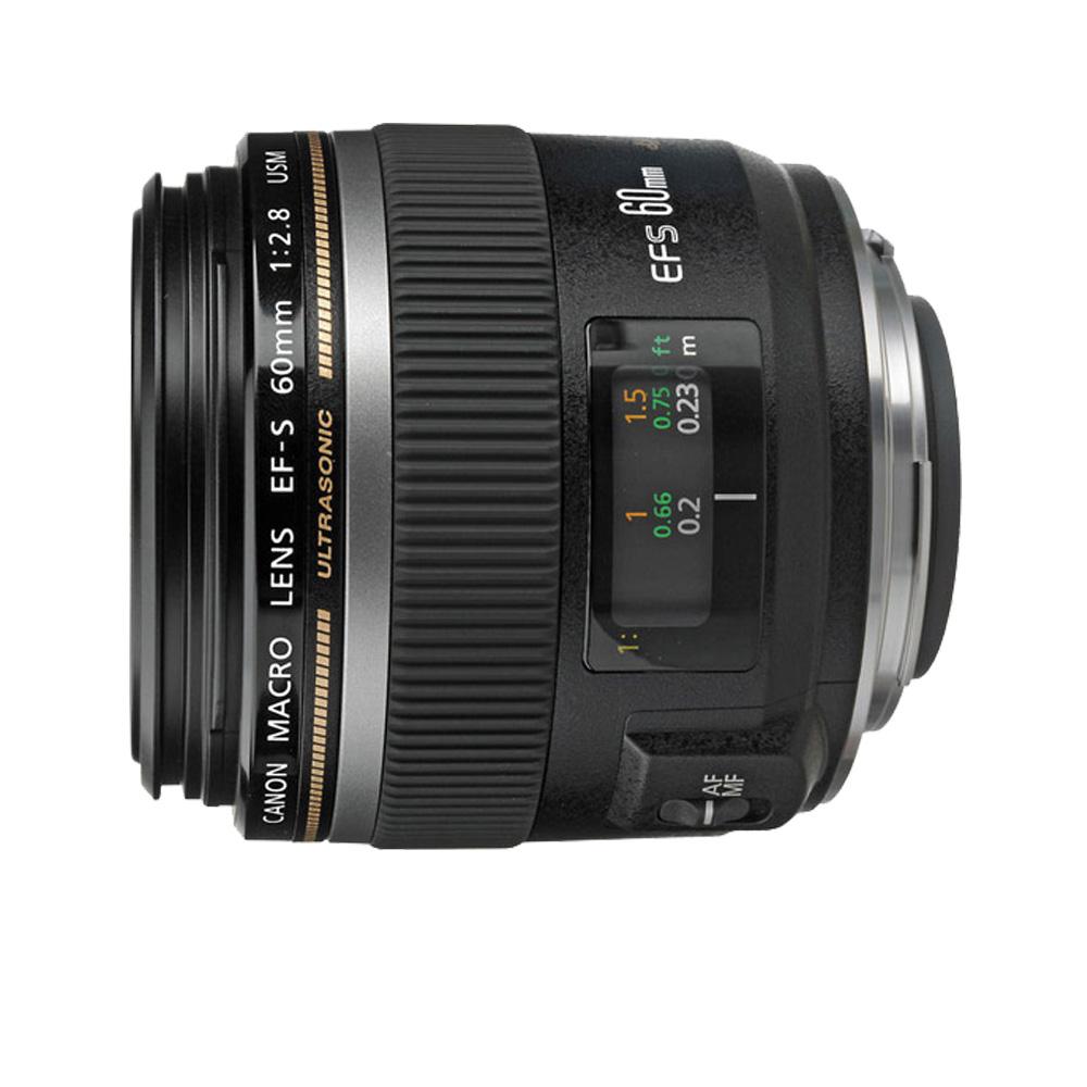 CANON EF-S 60mm f/2.8 Macro USM 微距鏡頭*(平行輸入)