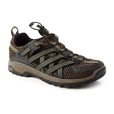 美國Chaco。男冒險運動水路鞋CH-ECM01HB56 (跳躍綠)