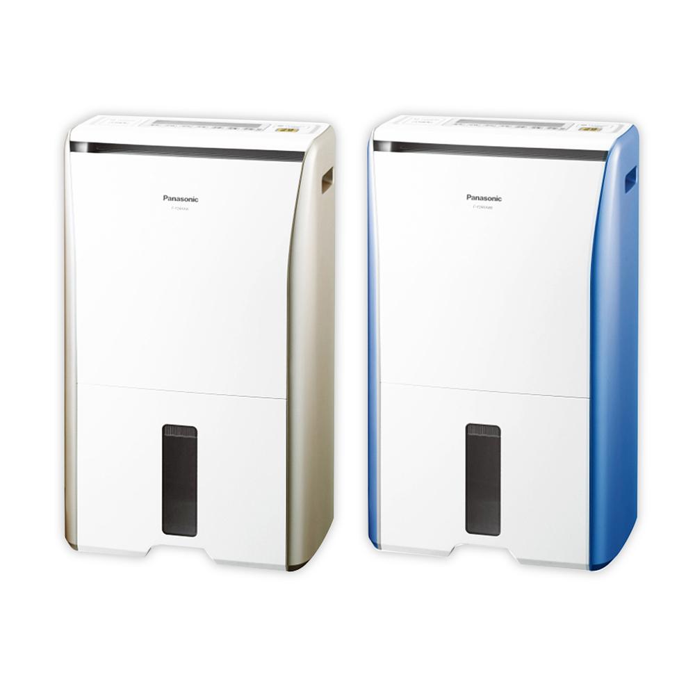 Panasonic 國際奈米水離子清淨/乾衣/除濕機 F-Y24AXW/AXWB
