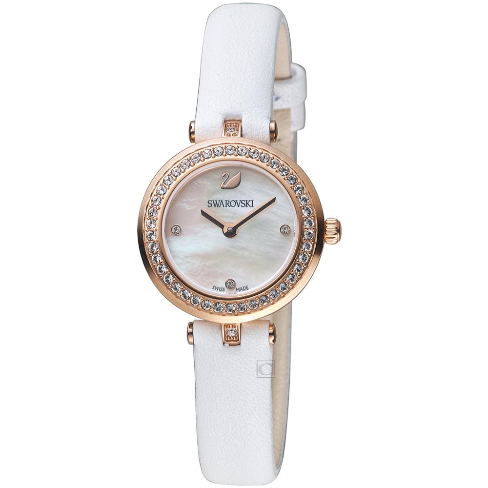 施華洛世奇SWAROVSKI Aila Dressy Mini時尚腕錶(5376651)