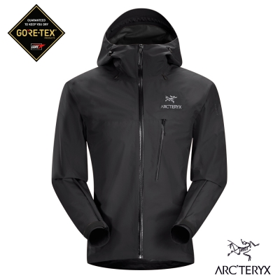 Arcteryx 男 Gore-Tex 防水外套 Alpha SL 黑