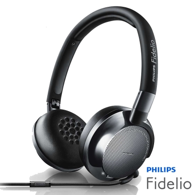 PHILIPS飛利浦Fidelio系列降噪耳罩式耳機NC1