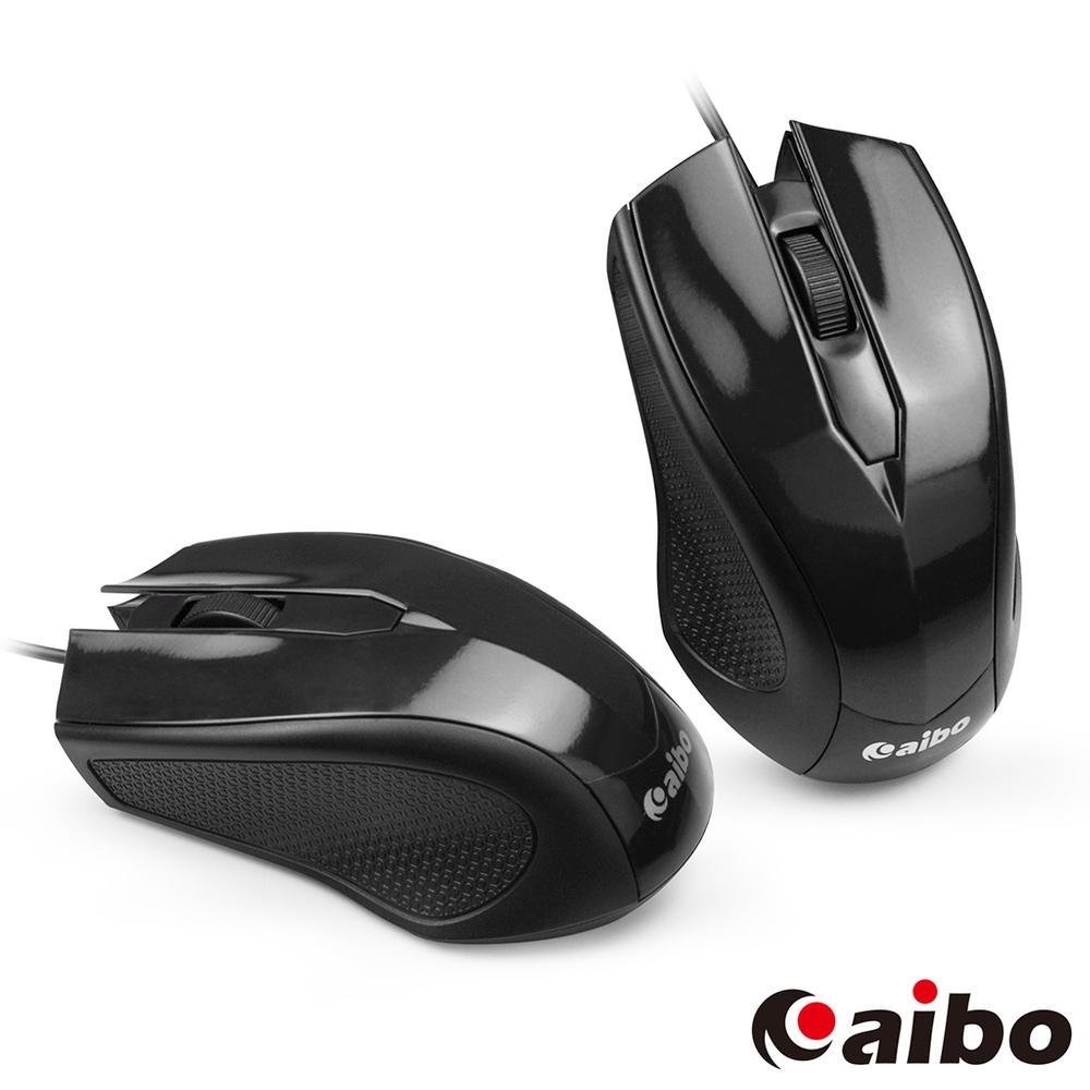 aibo KX1 極星 高解析有線光學滑鼠 product image 1