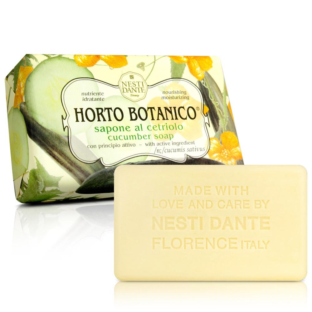 Nesti Dante 天然纖蔬系列-小黃瓜皂(250g)X2入