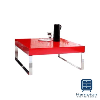 漢妮Hampton愛麗屋感官盛宴鋼琴鏡面方形沙發桌