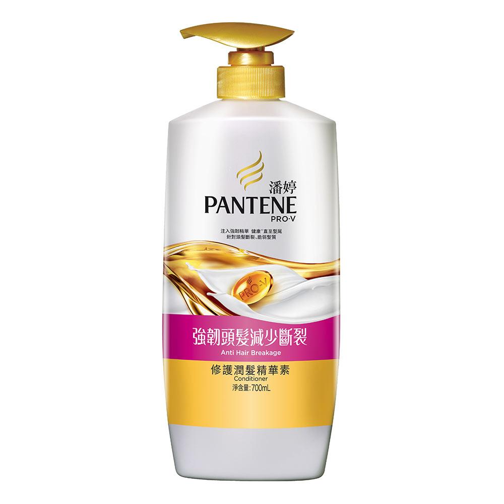 潘婷 強韌頭髮減少斷裂 潤髮精華素700ml/瓶