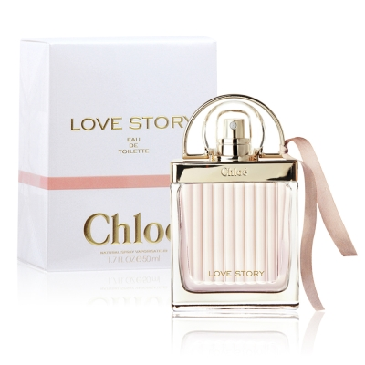 Chloe 克羅埃 Love Story 愛情故事晨曦淡香水50ml