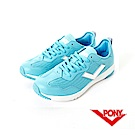 【PONY】PONY- SOHO+系列-舒適慢跑鞋-水藍-女