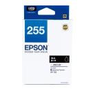 EPSON NO.255 標準型文件黑墨水匣(T255150)
