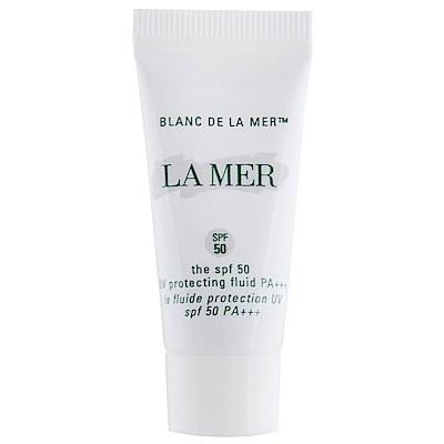 LA MER海洋拉娜 璀璨淨白高防護隔離乳SPF50 PA+++3ml