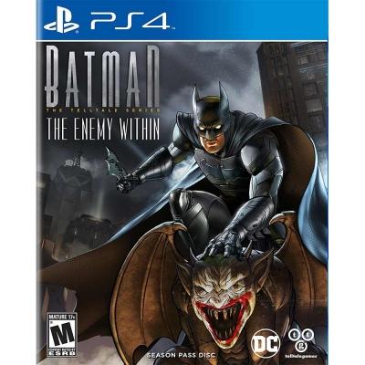蝙蝠俠:內部敵人 Batman: The Enemy Within -PS4 中英文美版
