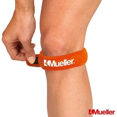 MUELLER慕樂 跳躍膝髕腱加壓帶 橘(MUA996)