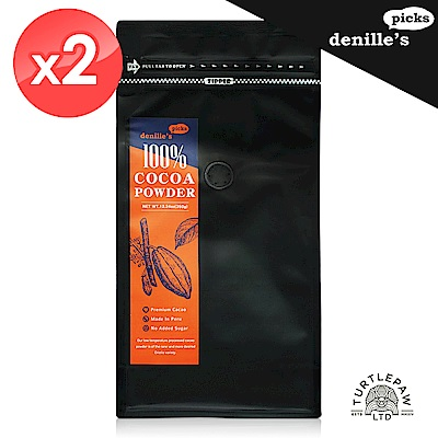 denille s picks 可可粉Cocoa powder/巧克力( 350 gx 2 包)