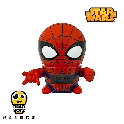 BulbBotz 鬧鐘 超級英雄 蜘蛛人 (5.5 INCH) 2021425