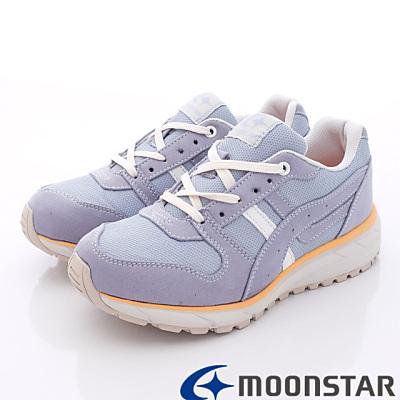 日本Supplist戶外健走鞋-防潑水3E寬楦款-ON429淺藍(女段)