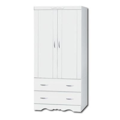 AS-克萊爾2.7尺衣櫃-83.5x57.5x178cm