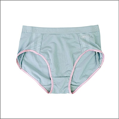 BVD Ladies  COOL & LIGHT系列 三角內褲(藍灰色)