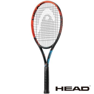 HEAD Challenge MP 270g 全碳網球拍-橘 232437