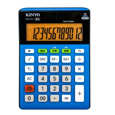 KINYO 稅率護眼計算機 KPE-671