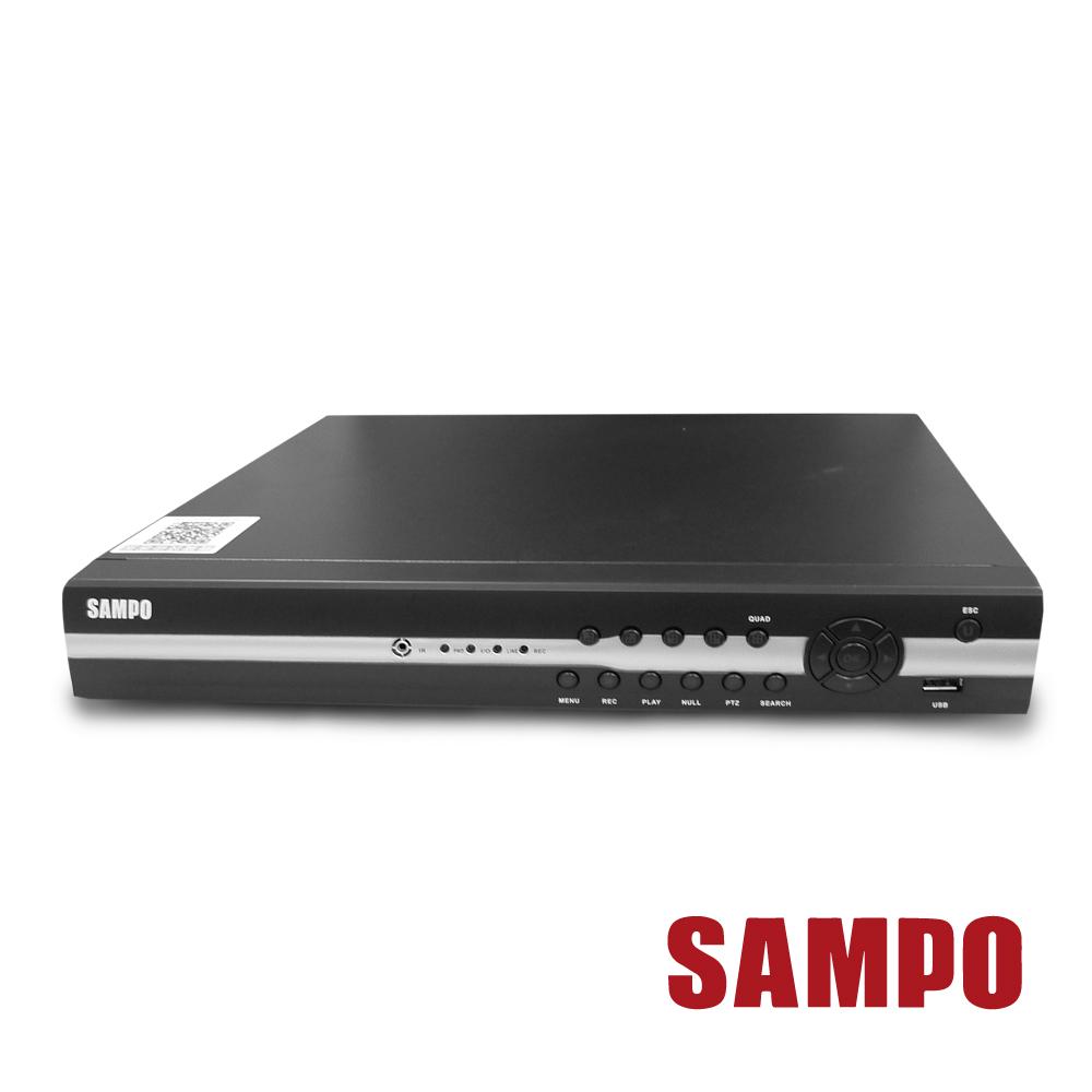 聲寶 16路 H.264 1080P高畫質監視監控錄影主機 DR-XS1679HF