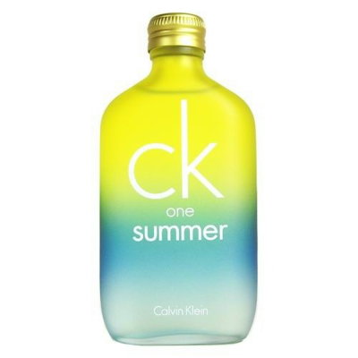 Calvin Klein Ck One Summer 2009 夏日珍藏版淡香水100ml