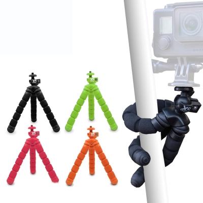 Mini-Bendy-GoPro攝影八爪魚三腳架