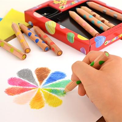 KOKUYO MIX雙色色鉛筆-20支組