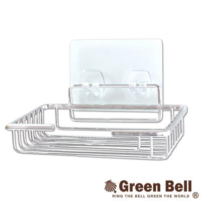 GREEN BELL綠貝 304 不鏽鋼抗鏽無痕肥皂架