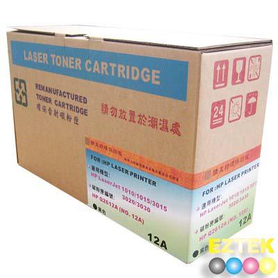 EZTEK HP Q2612A 環保碳粉匣