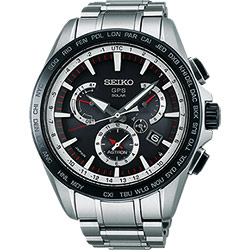 SEIKO ASTRON GPS衛星電波腕錶(SSE051J1)-