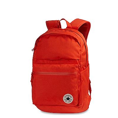 CONVERSE-後背包10003071-A04-橘紅