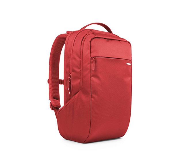 Incase ICON Pack 15 吋電腦後背包-紅色