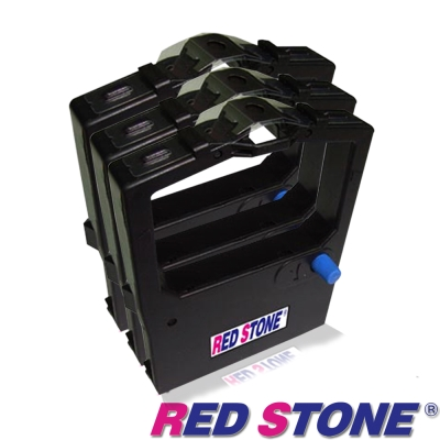 RED STONE for PRINTEC PR9330/OKI 590色帶組(1組3入)