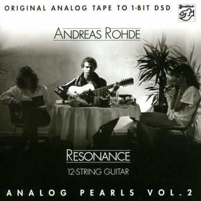 類比珠玉Vol. 2 安德列斯.羅德 - 共鳴 SACD