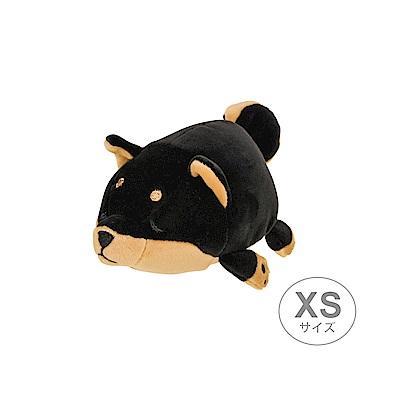 MARSHMALLOW(棉花糖系列) 黑柴犬小鐵旅行玩偶