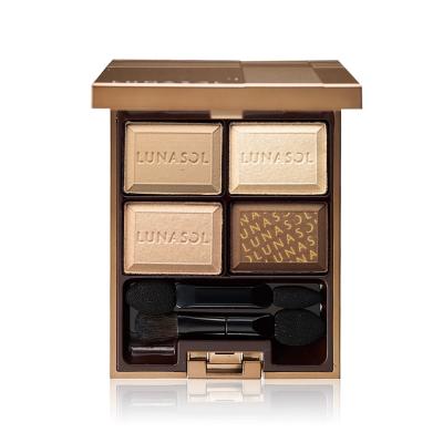 (即期品)Kanebo佳麗寶 LUNASOL晶巧眼盒(巧蕾) (3色)●效期至2020/08