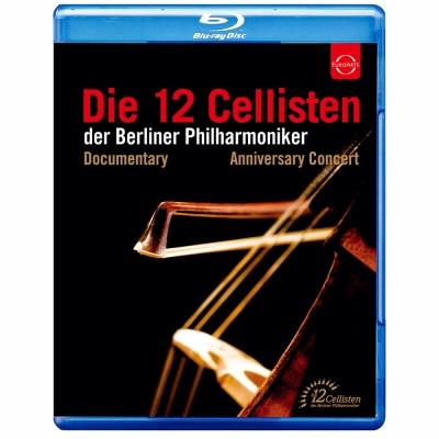 柏林愛樂12把大提琴 40週年慶祝音樂會藍光BD