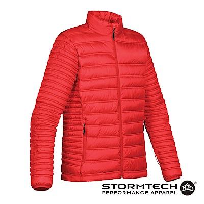 【加拿大STORMTECH】超保暖科技棉防風防水外套-PFJ-4W-女-紅