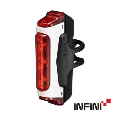 《INFINI》I-461R2(3LED)充電尾燈 三段模式 白