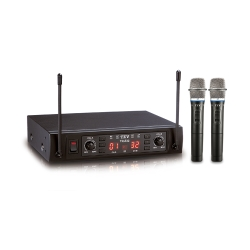TEV 1/2 UHF雙頻32CH無線麥克風 TR632