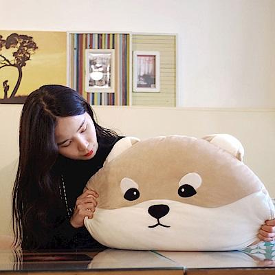 Shiro&Maro靠腰抱枕(大)