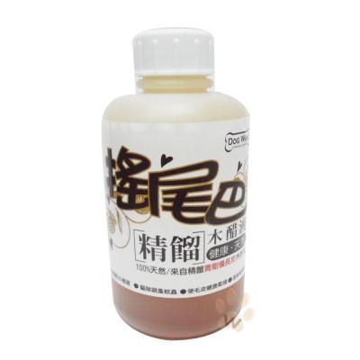 搖尾巴-《精餾青剛櫟淬取精餾木醋液》500ml1入