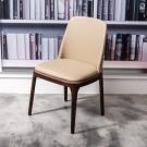 杰諾家居-加西亞胡桃木餐椅-52x50x86cm